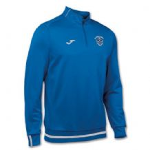 St Columbs Campus II Quarter Zip - Royal Blue